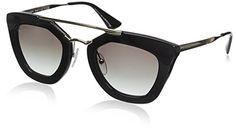 27d8cbc226 Amazon.com  Prada Women s SPR09Q Cinema Sunglasses