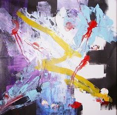 How can I brighten your day? Try visiting my online gallery at http://metalmanfineart.storenvy.com