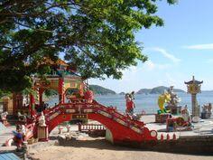 Tin Hau Temple at Repulse Bay