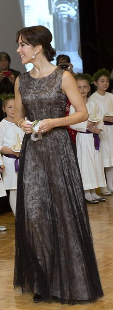 HRH Mary, Crown Princess of Denmark, Countess of Monpezat