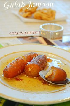 Tasty Appetite: Happy Diwali / How to make Gulab Jamun / Step-by-Step Recipe / Easy Diwali Sweets:
