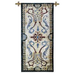 Celtic Design I Tapestry Wall Hanging