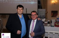 Our Director Paul had a great time compèring The Beast from The Chase at a Laura Crane Cancer Trust event held at Bertie's in Elland last Saturday!