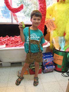 Lederhosen Boy! Our customers rule!