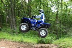 My next ATV is a Yamaha Grizzly 700 EPS, just don't tell my wife.