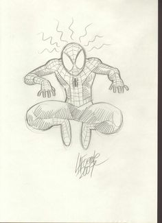 Spidey by Lafuente