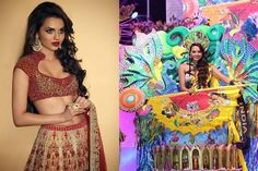 Gail Nicole Da Silva, representative from India at Miss United Continents 2014 pageant being held in Ecuador, won the special award for Best National Costume for her costume 'The Carnival of Indian Toys and Festivals' #GailNicoleDaSilva #BestCostume