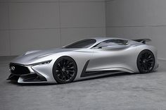 Infiniti Vision GT Concept