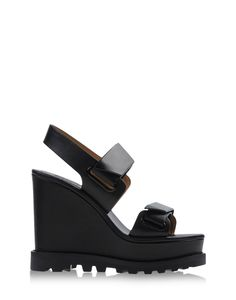 Marc By Marc Jacobs: Black Street Stomp Wedge