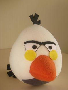 Angry Birds de feltro