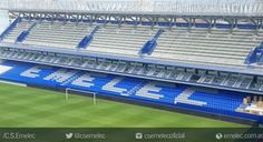 Palco en Estadio Capwell Ecuador, Tennis, Soccer, Sports, Hs Sports, Futbol, European Football, European Soccer, Football