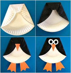 penguin door decoration - Google Search