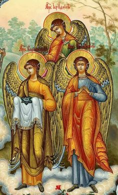 Religious Images, Religious Icons, Religious Art, Angels Among Us, Angels And Demons, Crying Angel, Ancient Greek Art, Religious Paintings, Biblical Art