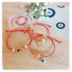 "In Love with March bracelets ❣️ Pick yours now ➡️ link στο προφίλ για όλα τα σχέδια!! . #handmade…"""