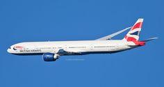 G-STBB BRITISH AIRWAYS 777