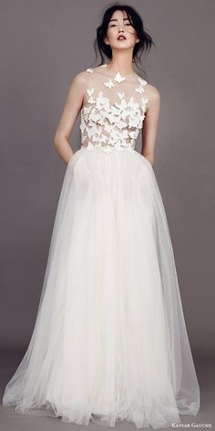 Kaviar Gauche Wedding Dress 2015 Bridal Collection | Wedding Inspirasi @ Tumblr