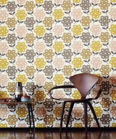 Design by Orla Kiely, Rhododendron