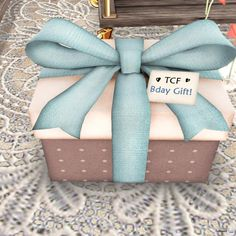 21 Group Gifts for The Chapter Four Anniversary by Various Designers - Teleport Hub 2nd Anniversary, Second Life, 21st, Designers, Gift Wrapping, Unisex, Group, Gifts, Paper Wrapping