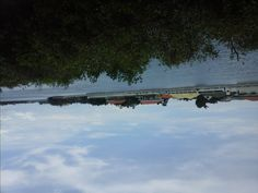 Boardwalk, Ilo-ilo Breezy winds and serene waters by iloilo river. Serenity, River, Unique, Outdoor, Outdoors, Outdoor Games, The Great Outdoors, Rivers