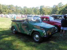 Camouflage Thing Volkswagen Thing, Soviet Union, World War Ii, Camouflage, Antique Cars, Monster Trucks, Old Things, Military, World War Two