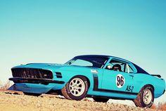 1970 Ford Mustang fastback Boss 302 Trans Am race car 1970 Ford Mustang, Ford Mustang Fastback, Mustang Boss, Blue Mustang, Ford Mustangs, Shelby Gt500, Road Race Car, Race Cars, Car Man Cave