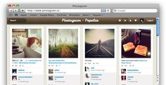 Pinstagram. #Pinterest & #Instagram together.