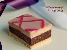 Puncs pite   Bibimoni Receptjei Desserts, Food, Tailgate Desserts, Deserts, Essen, Postres, Meals, Dessert, Yemek