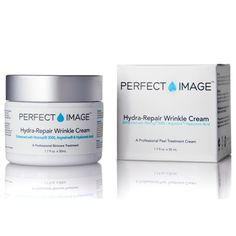 @Overstock - Perfect Image Hydra-Repair Peptide Wrinkle Cream - This professionally formulated moisturizing repair cream is designed to rehydrate and repair your skin following the treatment of a skin peel. Infused with natural plant extracts, this cream reduces the appearance of wrinkles and fine lines.   http://www.overstock.com/Health-Beauty/Perfect-Image-Hydra-Repair-Peptide-Wrinkle-Cream/7685679/product.html?CID=214117 $29.95