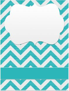 Binder Covers - Chevrons | Scribd