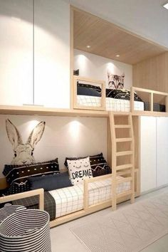 Luxury Beds for kids' rooms | Find the most amazing kid's beds for the ultimate kid bedroom. Go to WWW.CIRCU.NET