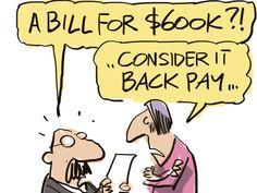 $600,000 gender gap revealed - National - NZ Herald News
