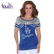 Los Angeles Dodgers Women's Morgan Tee touch™ by alyssa milano