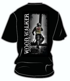 Wood walker. Lineman Barn, LLC - Lineman T-Shirts, Decals and More!