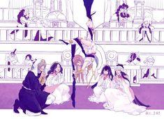 Magi: The Labyrinth of Magic//  Ren Kouha