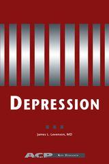 Diagnosing depression management of depression psychopharmacology
