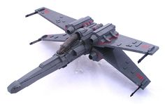 """https://flic.kr/p/9m4jvH   Militarized X-wing   See more pictures and a description on mocpages! <a href=""""http://www.mocpages.com/moc.php/249934"""" rel=""""nofollow"""">www.mocpages.com/moc.php/249934</a>"""