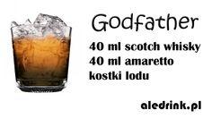 Godfather - przepis na drinka