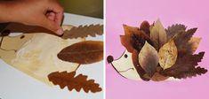 El otoño también tiene su encanto y por ello te hemos preparado una selección de manualidades otoñales para hacer con los niños