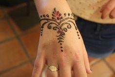 Henna from disneys animal kingdom