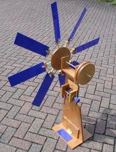 Construir un aerogenerador doméstico no es tarea tan complicada como puede parecer en principio. Existen gran cantidad de videos d...