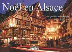 "Livre ""Noël en Alsace"""