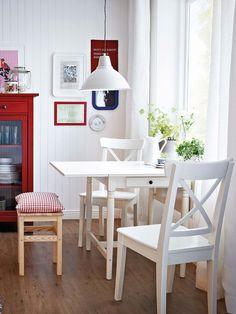 ¿Cómo decorar el #comedor? Repasamos estilos y tendencias #mesa #sillas