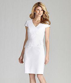 Every girl needs a white dress.