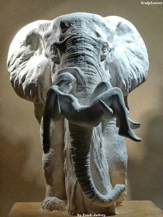 Image result for woman and elephant art