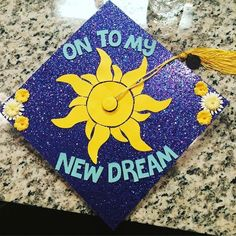 Graduation Cap Discover 60 Magical Graduation Cap Ideas That Show How Far Youll Go An interesting post from POPSUGAR Smart Living. Check it out! Teacher Graduation Cap, Custom Graduation Caps, Graduation Cap Toppers, Graduation Cap Designs, Graduation Cap Decoration, Graduation Ideas, Decorated Graduation Caps, Graduation Outfits, Graduation Quotes