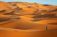 Erg Chebbi – Zuidelijke Sahara en oases, Marokko | Reisreporter.nl