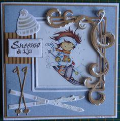 Daisy, Christmas Cards, Winter, Christmas E Cards, Winter Time, Margarita Flower, Xmas Cards, Daisies, Christmas Letters