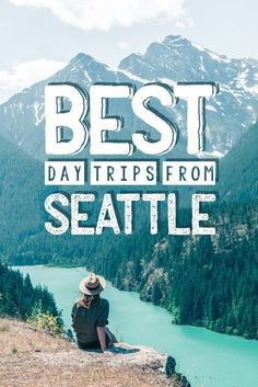 Best Day Trips from Seattle #TravelDestinationsUsaWashington #TravelDestinationsUsaOregon Day Trips From Seattle, Seattle Hiking, Visiting Seattle, Seattle Vacation, Moving To Seattle, Seattle Travel, Seattle Area, Vacation Travel, Us Travel Destinations