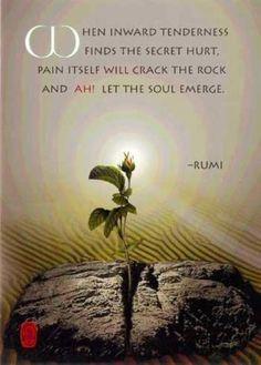 Rumi... #Spiritual #Meditation #Mindfulness