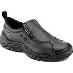 Women's Nautilus Composite Toe Pull On Slip & Water Resistant 210 - Black